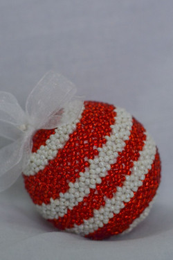 Red & White Strip