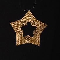 Star Regular Solid Gold