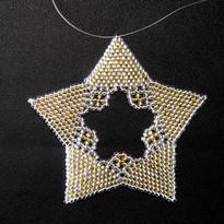 Star Regular Zebra Gold