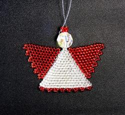 Medium Red Angel