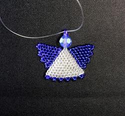 Small Blue Angel