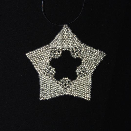 Star Regular Solid Silver