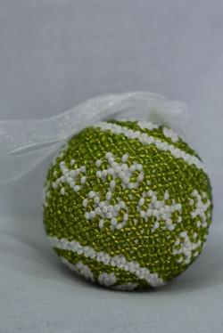 Lime Snowflake