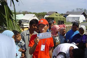 Distributing Clean Water.JPG