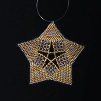Starfish Triangle Gold