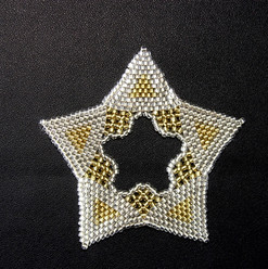 Star Regular Triangle Gold