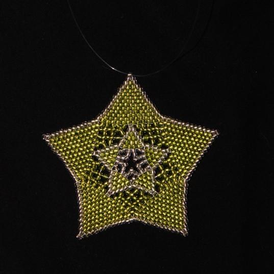 Star Full Lime Green