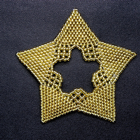 Star Regular Gold Solid