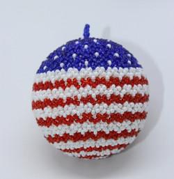 USA Flag Ball