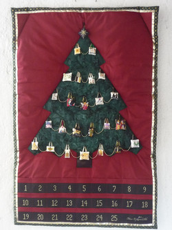 Advent Tree with God's Story'13