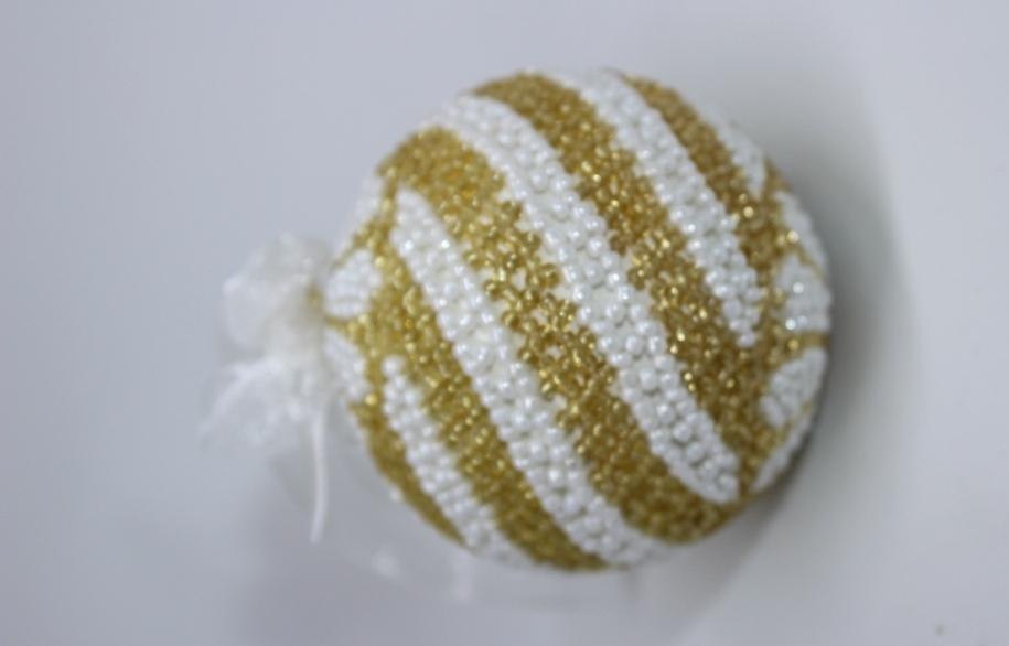 24 K Gold Swirl