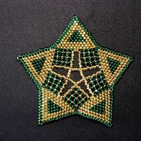 Starfish Triangle Green