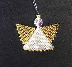 Medium Gold Angel