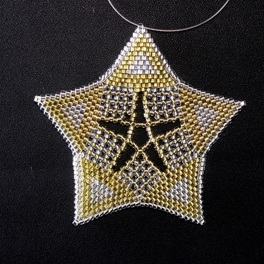 Starfish Triangle Gold