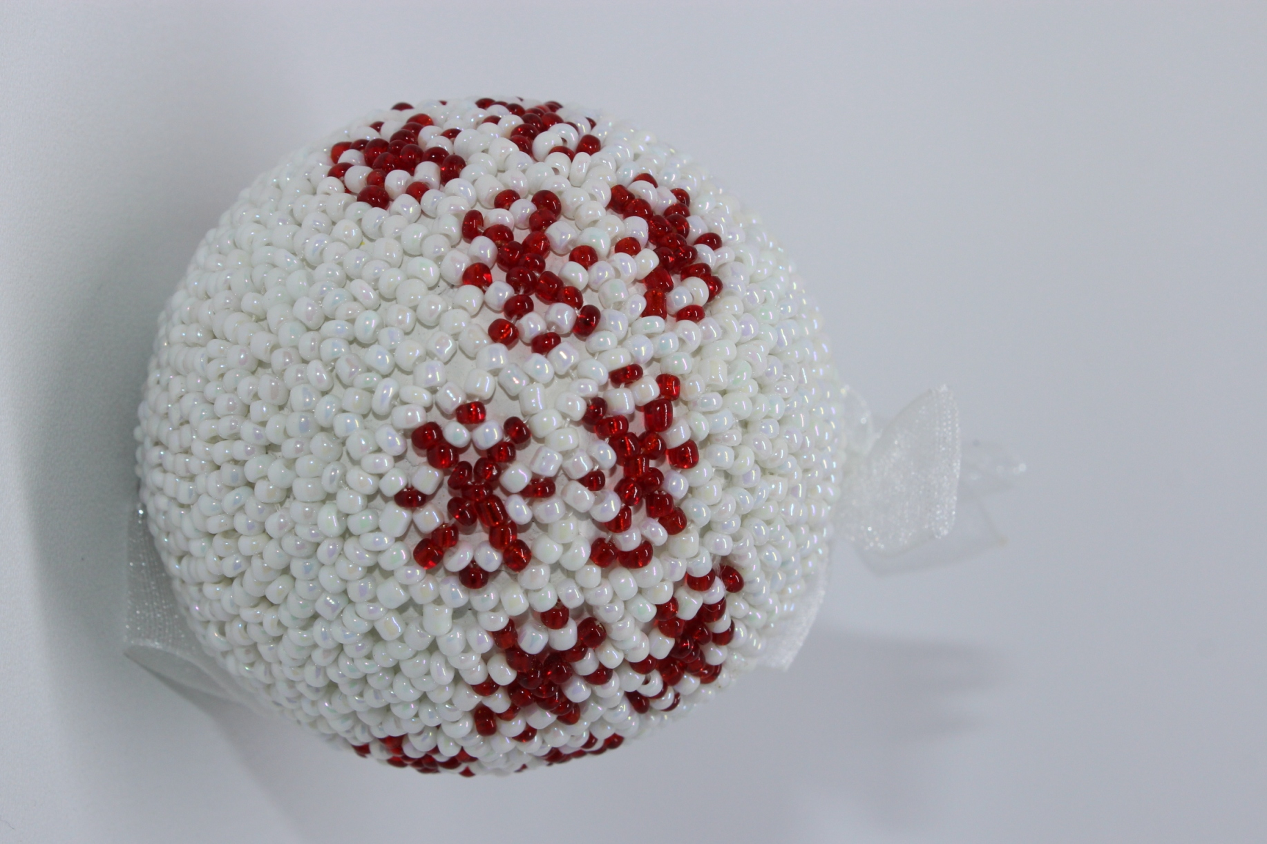 Cranberry Snowflake Inverse