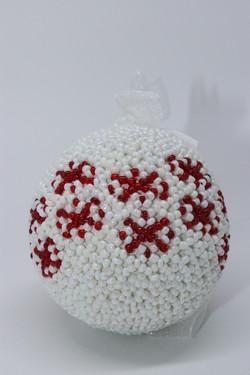 Cranberry Snowflake Inverse