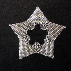 Star Regular Solid Silver
