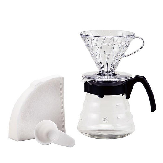 Hario Craft Coffee Maker (Pourover Kit)