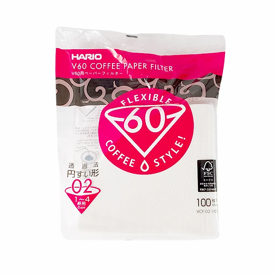Hario V60-01 - 100 pack