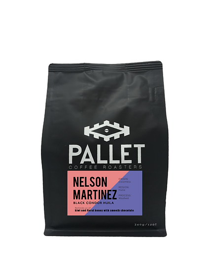 Nelson Martinez, Black Condor Huila, Colombia, Washed 340g or 5lb