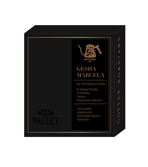 The Bayter Family: Gesha Marcela - Colombia - 200g