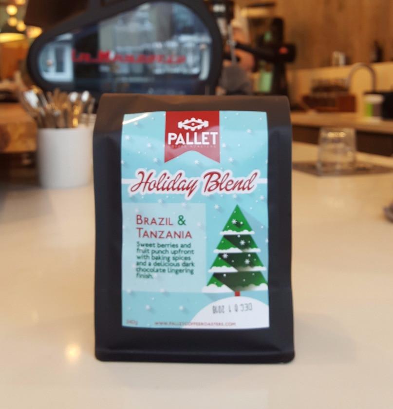 Pallet Holiday Blend