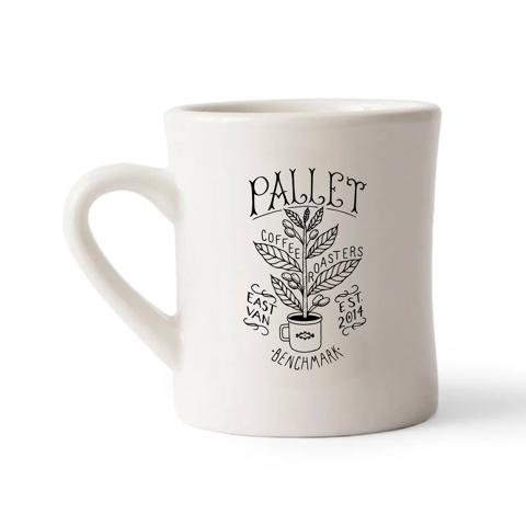 Pallet Diner Mug - East Van