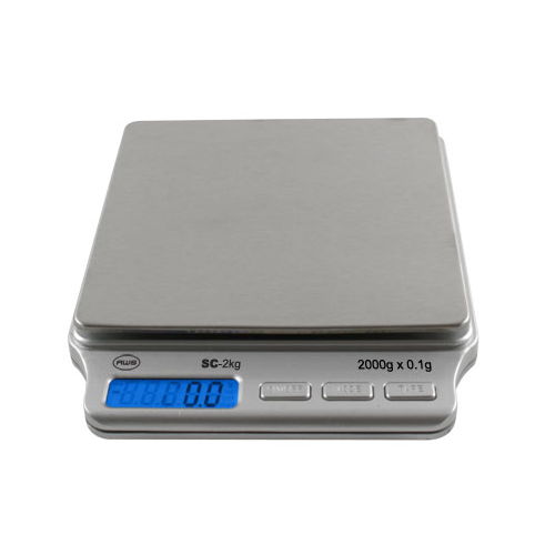 American Weigh 2kg Scale with Adapter