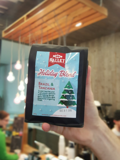 Holiday Blend - now available!