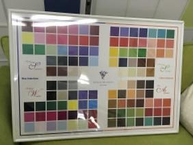 カラー診断,四季の色