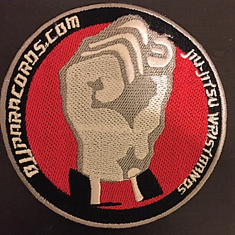 BJJParacords Embroidered Gi Patch