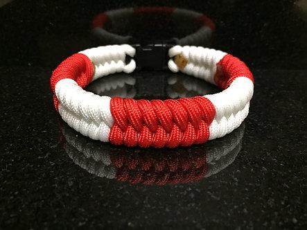 Red & White (Alternating)