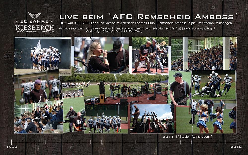KIESBERCH | AFC Remscheid Amboss