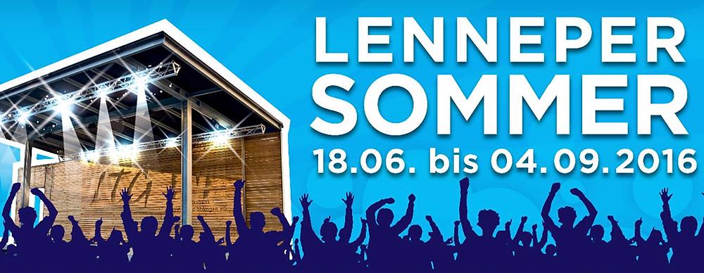 """KIESBERCH rockt den """"Lenneper Sommer 2016"""""""