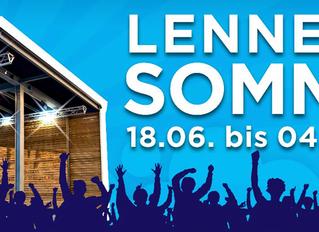 "Sa, 13.08.2016 | KIESBERCH rockt den ""Lenneper Sommer 2016"""