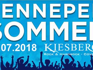 "Sa, 14.07.2018 | KIESBERCH rockt den ""Lenneper Sommer 2018"""