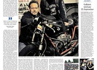 Motorradverein Lehrte wird 40 Jahre alt