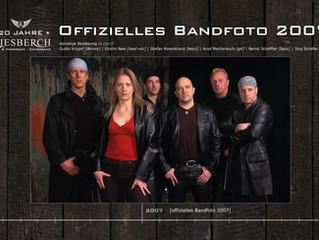 Offizielles Bandfoto 2007