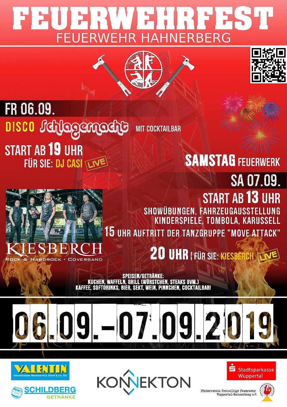 Feuerwehrfest 2019 | Feuerwehr Hahnerberg