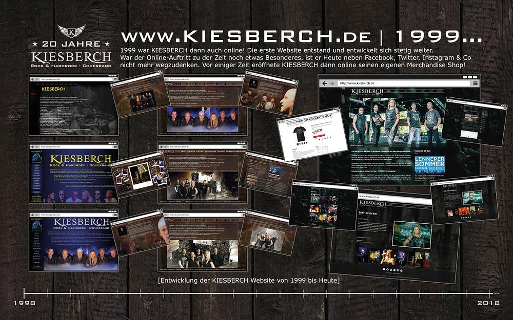 KIESBERCH | Offizielles Bandfoto 2007