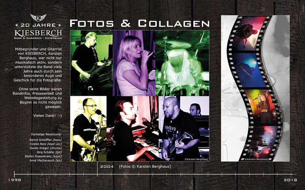 KIESBERCH Fotos & Collagen | © Karsten Berghaus