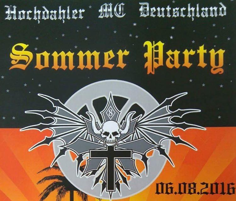 "KIESBERCH live bei ""Hochdahler MC Sommerparty"""