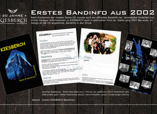 Erstes Bandinfo [2002]