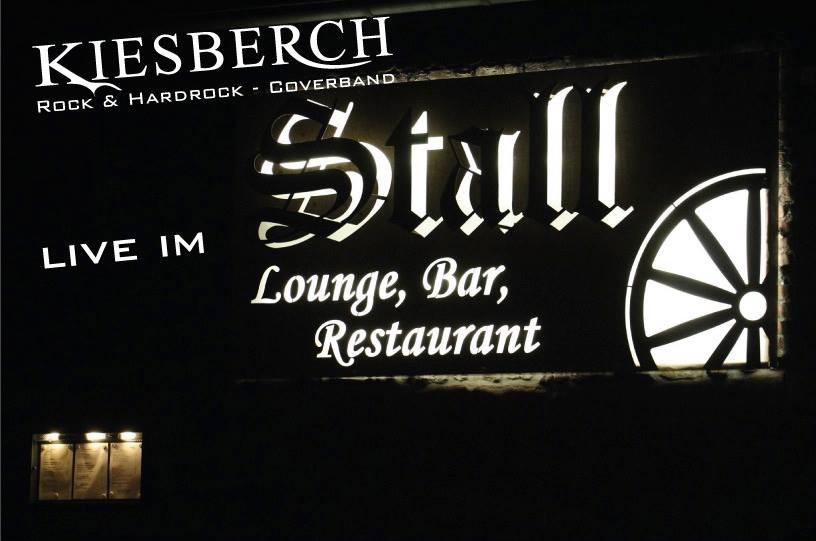 Sa, 23.09.2017 | KIESBERCH live: STALL in Schwerte