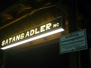 "Sa, 29.08.2015   KIESBERCH bei ""42. Jahresparty Satansadler MC"""