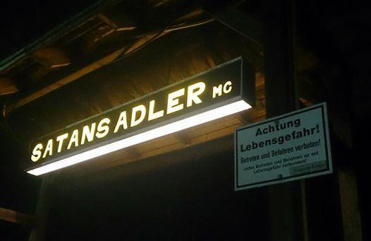"KIESBERCH bei ""42. Jahresparty Satansadler MC"""
