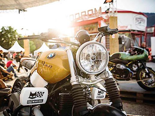 """KIESBERCH live bei """"BMW Motorrad Days NRW"""" 2018 2016"""
