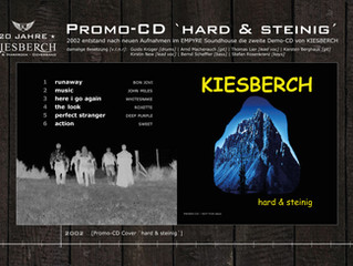 Promo-CD `hard & steinig´ [2002]