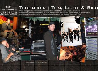 Techniker   Ton, Licht & Bild