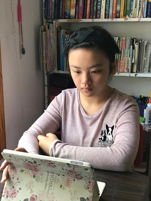 Stacey Zhu 603